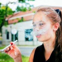 Escape the Vape: Help Stop the E-Cigarette Epidemic Among Adolescents